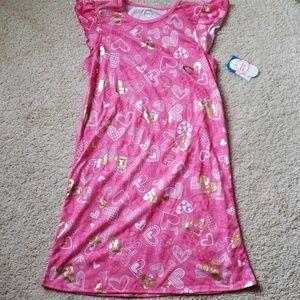 NWT- Big girl night gown/PJ